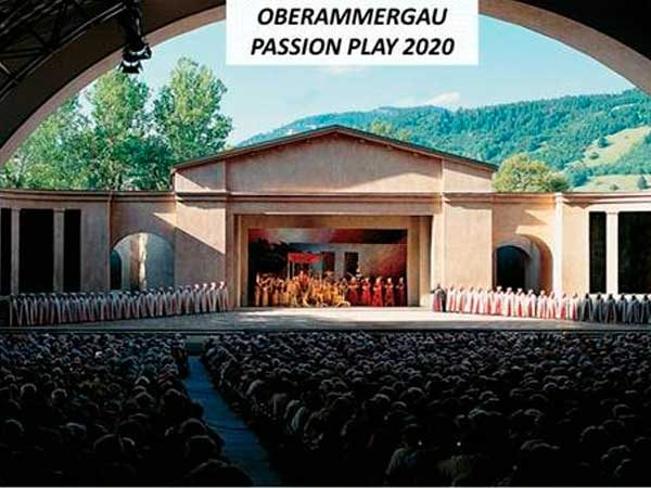 Oberammergau Passion Play Tours 2020 - COTA Holidays
